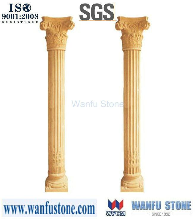 Custom Decorative Stone Columnsvarious Designs Of Columns