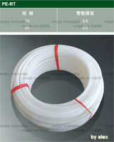 PE-RT pipe Dn20mm high tempreature resistant pipe for water and floor heating
