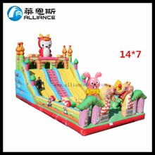 fire truck inflatable water slide inflatable bouncer slide