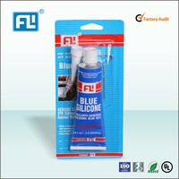 Fast curing RTV silicone sealant gasket maker