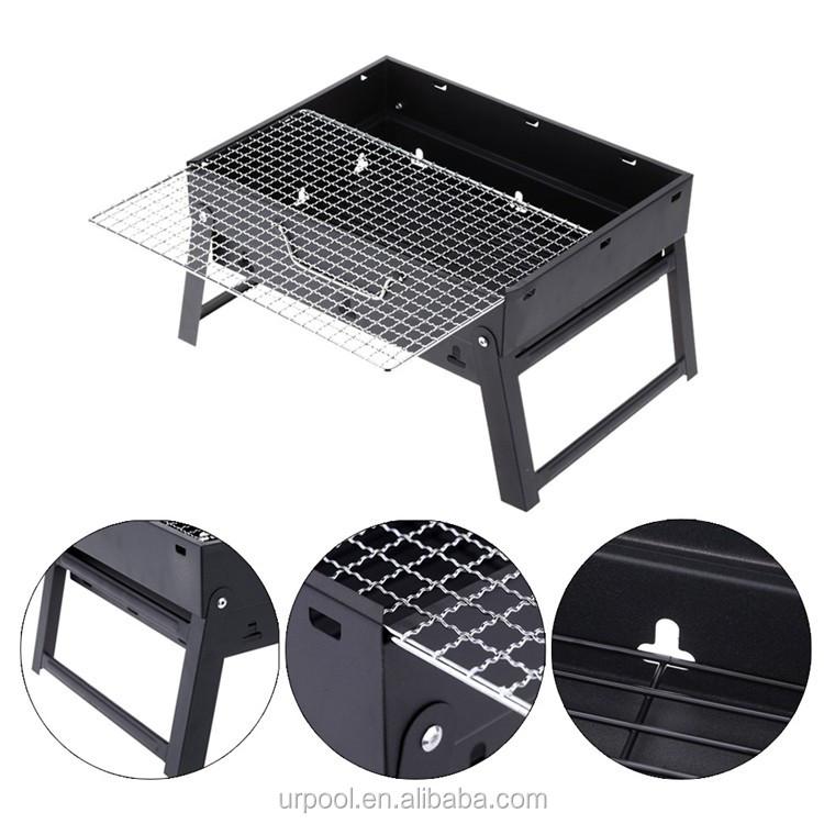 cor en barbecue grill table grill valise en fonte grill. Black Bedroom Furniture Sets. Home Design Ideas