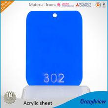 dark blue acrylic sheet for basketball board