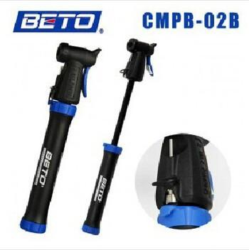 Мини портативный велосипедов воздуха шин насос высокого качества Бето cmpb-02b велосипедный насос