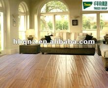 Handscraped White Oak Engineered Hardwood Flooring