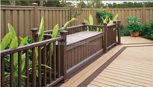Hot Sell 2015 composite decking bring you more deck ideas for construction real estate flooring project