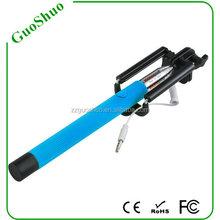 Wholesale selfie stick extendable monopod take pole selfie stick remote monopod,monopod Selfie Stick