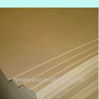 mdf/melamine /plain/embossed/veneer mdf board