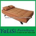 Diseño de la nueva venta caliente sofás italianos de lujo