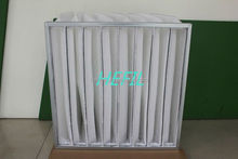 air bag filter system