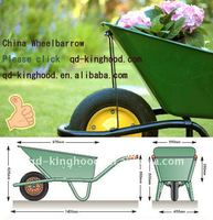 China Wheelbarrow supplier