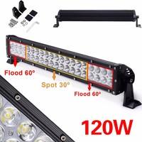 120w led light bar for offroad, atv, utv, Led off road light bar
