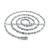 Fashion High Quality Metal Stainless Steel Bar Ball Chain Necklace