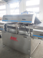 Full Automatic State-of-the-art Design China Manufacturer lolly stick waffles shapes Cooling Tunnel