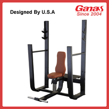 body building free weight/ commercial shoulder bench MT-7034