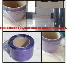 transparent flexible pvc plastic strip door curtain sheet roll