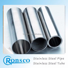 A level tisco agent stainless steel pipe tube