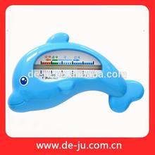 Artículos diversos del hogar Blue Dolphin de una sola cara de seguridad Digital medidor de temperatura del agua