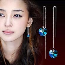 Wholesale new fashion jewelry flower shape fingernail earring posts
