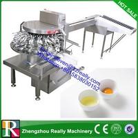 High Efficiency Durable Egg Breaker and Separator/industrial egg separator machine