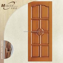Puja prayer room wooden door design pictures