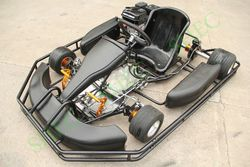Racing Car grip ice studs