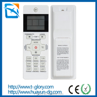 custom ir codes for universal remote for air conditioners remote control