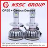 9005 CREE headlight 72w high power auto led headlamp lights for Camry