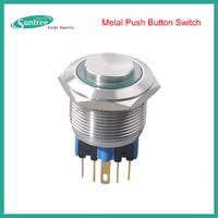 AC 220V Low Voltage Button Switch 3A