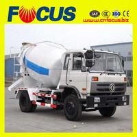 LHD and RHD 3m3 mini feed mixer trucks for sale