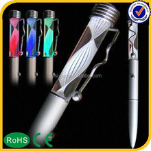 China Factory wholesale gifts portable inkless metal pen