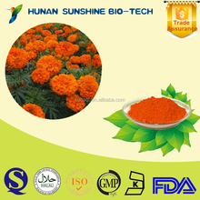 Dried herbal extract Marigold P.E. powder 5%/10%20% Zeaxanthin