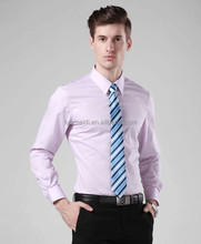 Factory direct sales!!!mens shirts slim fit/ Work clothes custom processing/long sleeve shirt