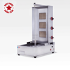 Middle East gas chicken shawarma machine best price for sale