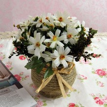 Cheap Artificial Potted Flowers Artificial Flowers With Pot