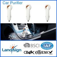 Ningbo suppliers car air purifier series portable car ionizer air purifier EP501 air purifier ionizer