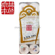 Edible Sanitary rolling pack Toilet Paper