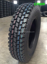 China radial tubeless tire 24.5