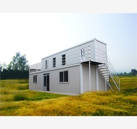 economical sandwich new design mobile shipping container cottages