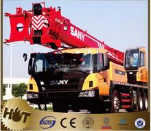 Sany mobile crane STC500 50 ton truck crane