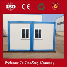 high quality good design steel structure prefabricated prefabricated fast container house