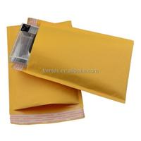 2015 Farmax Gold Kraft Paper Bubble Envelope A5