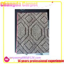 World popular polyester jacquard carpet