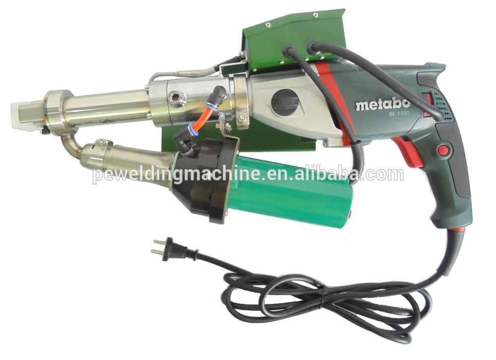 Lst600a Hand Held Plastic Extrusion Welding Machine