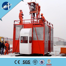 SC series construction hoist/construction lifting equipment hoisting with CE approved