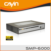 Network 1080p Advertising Digital Signage Media Player