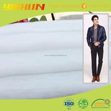 Oeko Tex 100 Polyester garment interlining wadding for Jackets in European Market