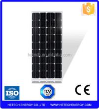 From China Manufacturer Mono 150w solar panel solar module price