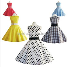 walson instyles wholesale plus size rockabilly 50s 60s dress clothing factories in china