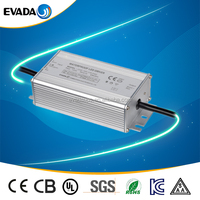 led tube driver low ripple 100w ul rohs ce approval