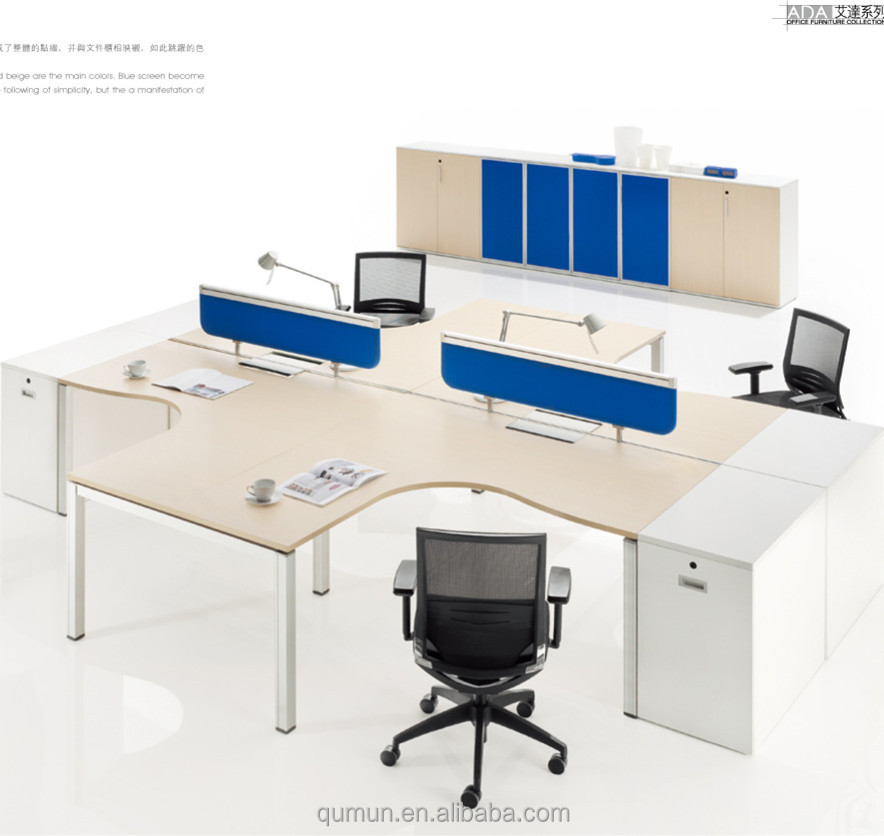 China manufacturer modern office cubicle furniture modular for Incredible modern office table product catalog china